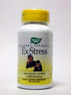 Nature's Way - Ex-stress 100 Caps