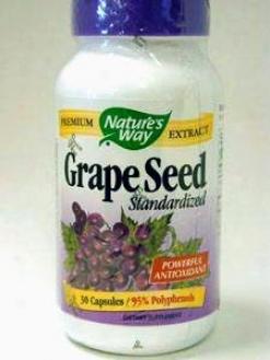 Nature's Way - Grape Seed 100 Mg 30 Caps