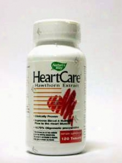 Nature's Way - Heartcare 80 Mg 120 Tabs