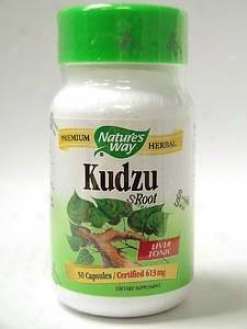 Nature's Way - Kudzu Root 613 Mg 50 Caps
