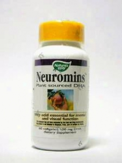 Nature's Way - Neuromins Dha 100 Mg 60 Gels