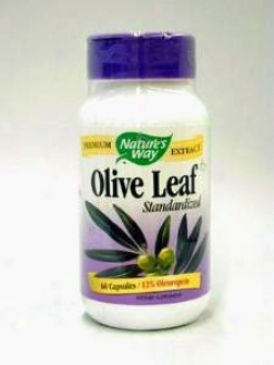Nature's Way - Olive Leaf Extract 60 Caps