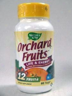 Nature's Way - Orchard Fruits 900 Mg 60 Vcaps