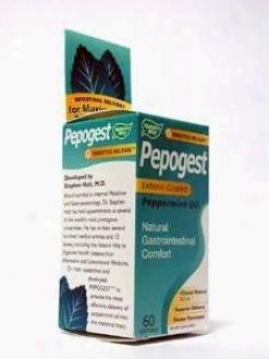 Nature's Way - Pepogest 60 Gels