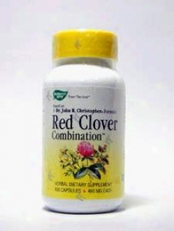Nature's Way - Red Clover Combination 100 Caps