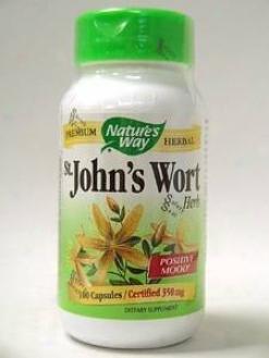 Nature's Way - St. John's Wort 700 Mg 100 Caps