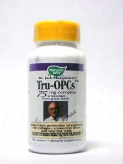 Nature's Space - Tru-opc's 75 Mg 90 Tabs
