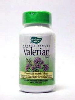 Nature's Way - Valerian Root 530 Mg 100 Caps