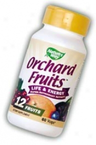 Nature's Way's Orchard Fruits 60vcaps