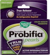 Nature's Way's Primadophilus Probifia Pearls 60tabs