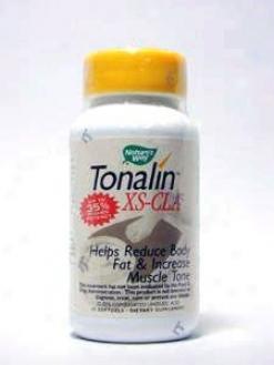 Nature's Way's Tonalin Xs Cla 1000 Mg 45 Gels