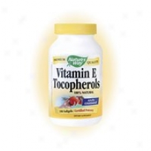 Nature's Wwy's Vitamin E Mixed Tocotrienols 30sg