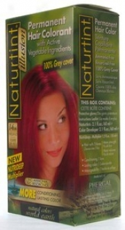 Naturtint's Permanent Hair Colorant, Fireland I-6.66 Box 4.5 Oz