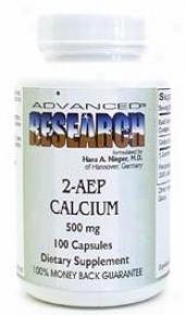 Nci Dr. Hans Nieper's 2aep Calcium 100caps