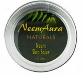Neemaura Naturals Neem Skin Salve 1oz