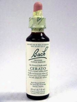 Nelson Bach's Cerato Flower Essence 20 Ml