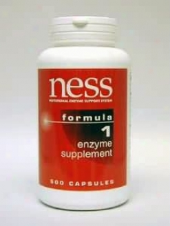 Ness Enzyme's Protein Digest #1 500 Caps