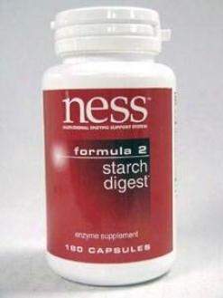Nexs Enzyme's Starch Digest #2 180 Caps