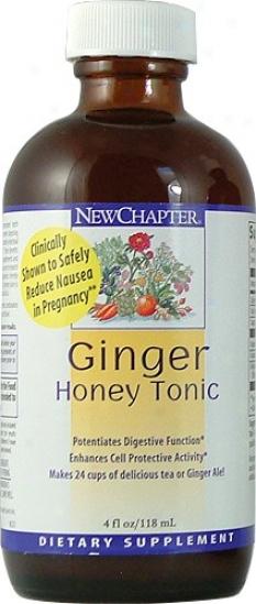 New Chaptdr's Ginger Honey Key 4oz