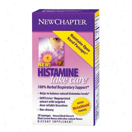 New Chapter's Histamine Take Care 30loz