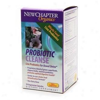 Nea Chapter's Probiotic Cleanse 90vcap