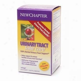 New Chapters' Urinary Tract Support 14vcaps