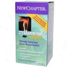 New Chapter's Zyflamend 180sgel