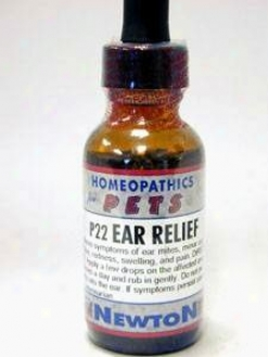 Newton Rx Ear Relief (pets) #p22 1 Oz