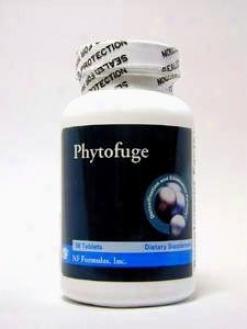 Nf Formula's Inc Phytofuge 90 Tabs