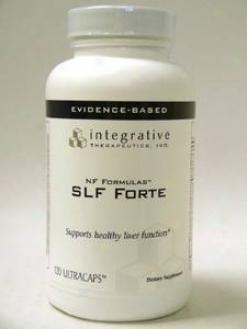 Nf Formula's Inc Slf Forte 120 Caps