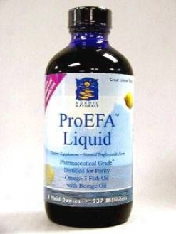 Nordiac Natural's Proefa Lemon 8 Oz