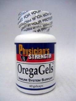 North American Herb & Spice Orega Gels 60 Gels