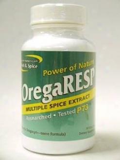North American Herb & Spice Oregaresp 450 Mg 90 Vcaps
