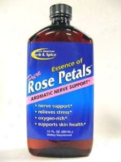 Northerly American Herb & Spice Rose Petal Essence 12 Oz