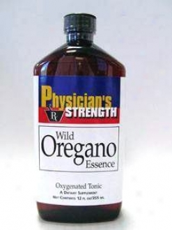 North American Herb & Spice WildO regano Essense 12 Oz