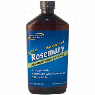 North American H&s's Essence Of Wild Rosemary 12oz