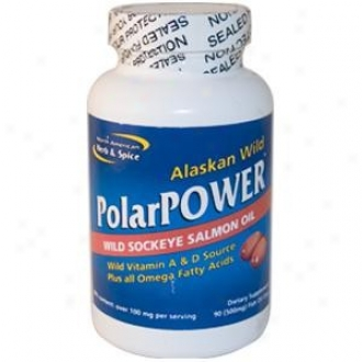 North American H&s's Polarpower 90caps