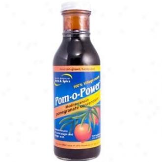 North American H&s's Pom O Power 12oz
