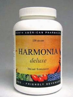 North American Pharmacal's Harmonia Deluxe Powder 150 Gm