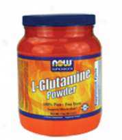 Now Foods Glutamine Powder 1000 Grams