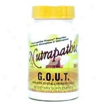 Nutrapathic G.o.u.t 90tabs
