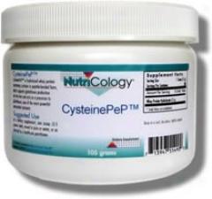 Nutricology's Cysteinepepã¿â¿â¾ Dust 105gm