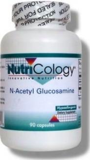 Nutricology's N-acetyl Glucosamine (nag)9 0caps