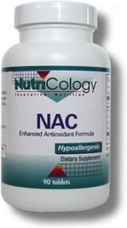 Nutricology's Nac Enhanced Antioxidant Formula 90tabs