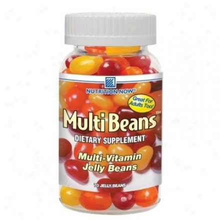 Nutrition Now's Aduly Multi Bean 70tabs