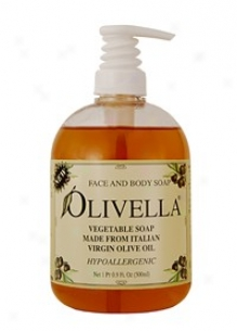 Olivella's Liquid Soap 10.14oz