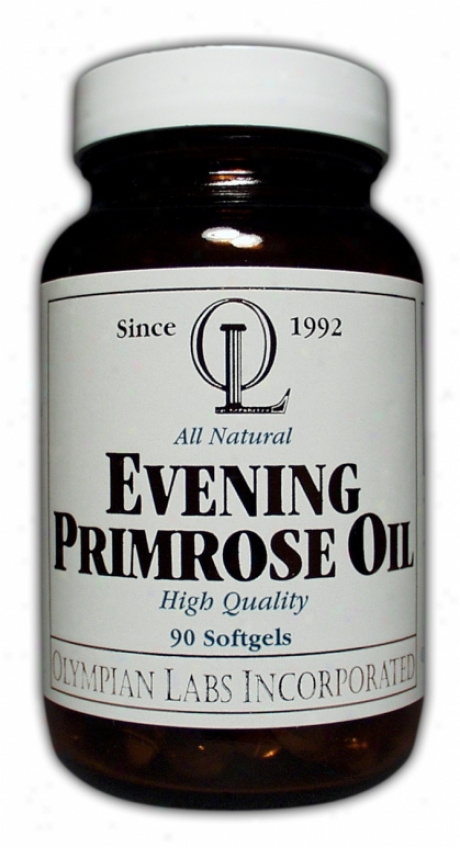 Olympian Labs Evneing Primrose Oil  500mg 90sg