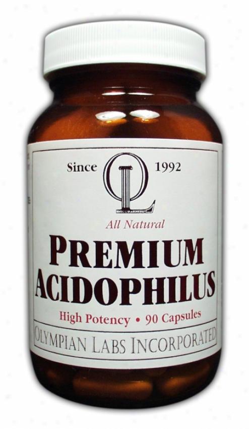 Olympian Labs Premium Acidophilus 90caps