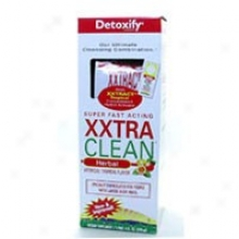 One Source Detoxify Xxtra Clean Green Apple 20oz