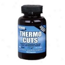 Optimum's Thermo Cuts (ephedra Free) 100caps